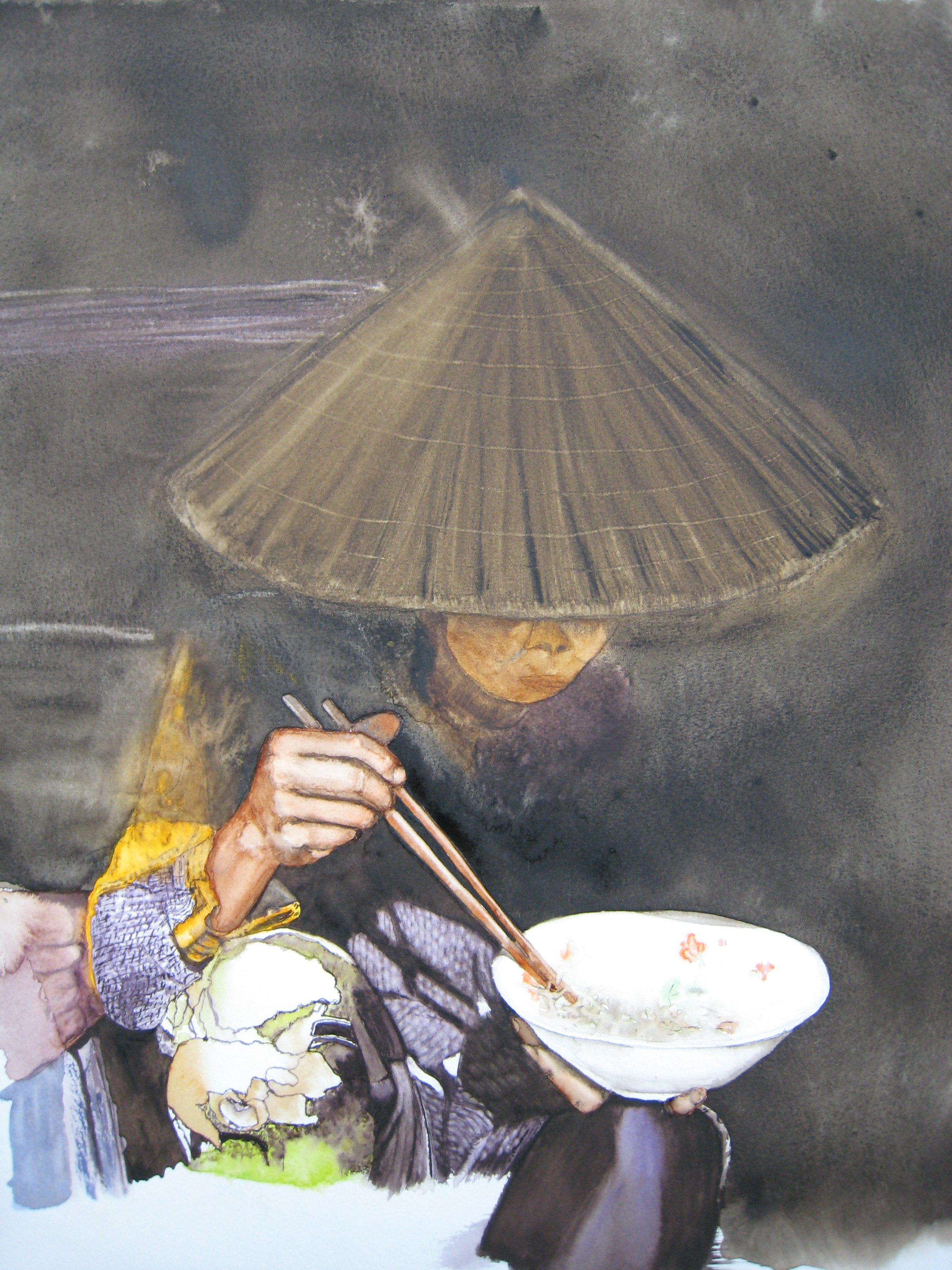 Vietnam La soupe chinoise