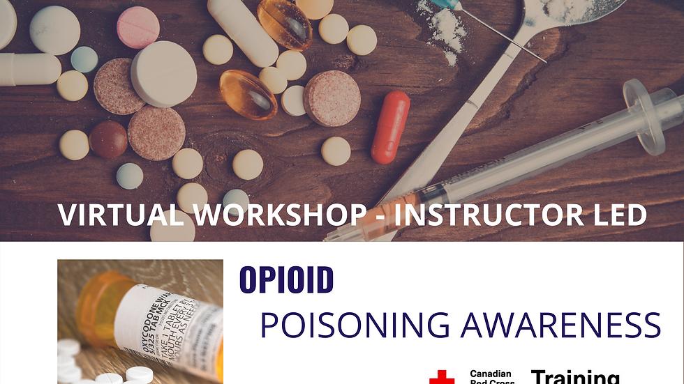 Opioid Poisoning Awareness