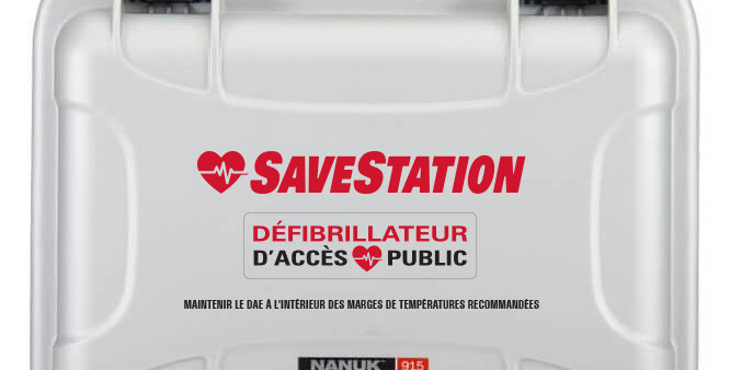 Heated SaveStation Mobile Case