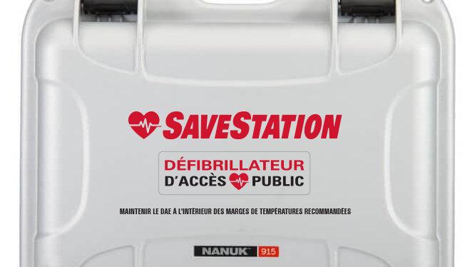 Heated SaveStation Mobile Case