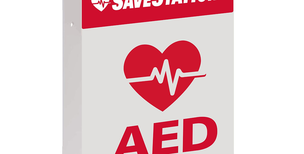 3D SaveStation AED Sign