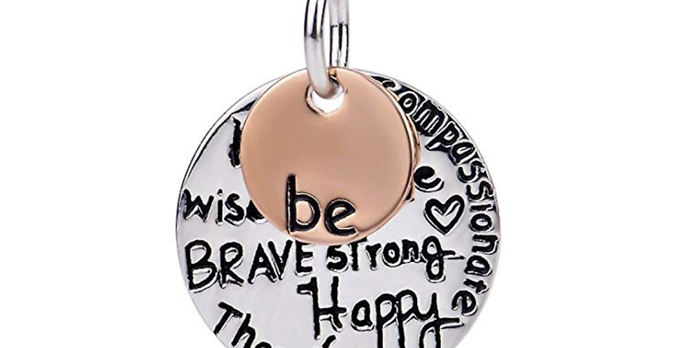 Inspirational Pendent