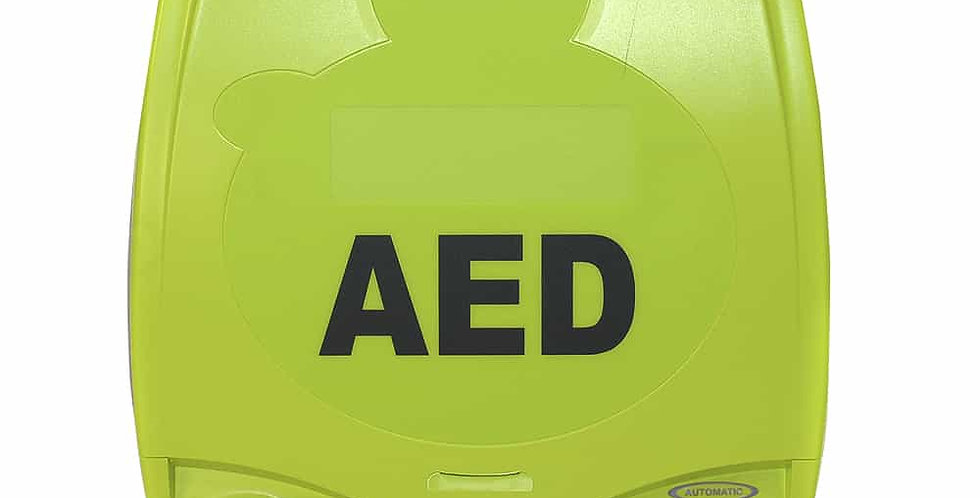 Zoll AED Plus - Semi-Automatic, With soft case