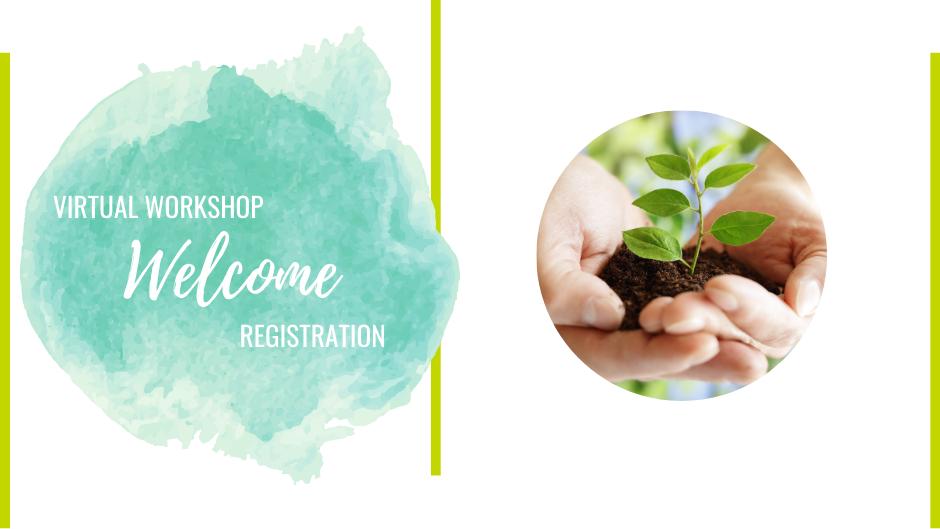 Oneida Virtual Workshop Registration