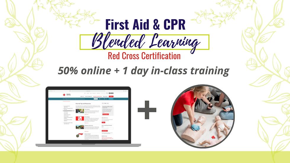 First Aid & CPR Training - Tyendinaga