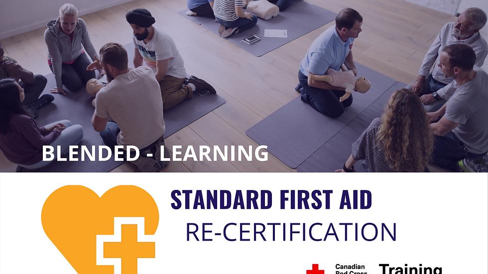 SFA Recertification Course Dates & Registration