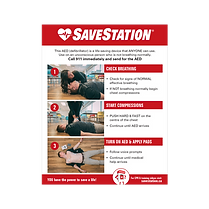 SaveStation CPR AED Poster.png