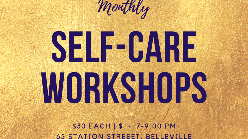 Monthly Self-Care Workshop