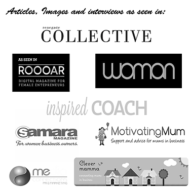 Some of the websites and publications that have featured Branding Headshots.
