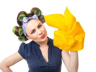 PERSONAL BRAND SPRING CLEANING