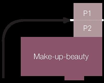 Parkplätze Make-Up and Beauty