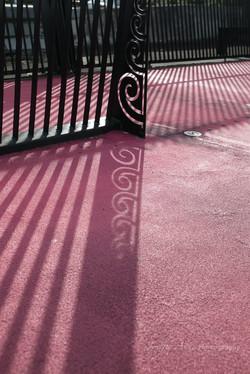 Pink Cycle Way