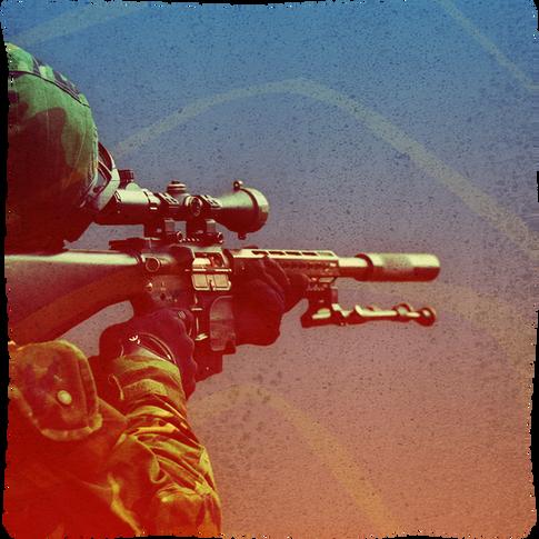 Level 5 Rifle
