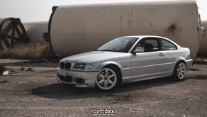 Proper practice car: BMW E46 M54B30 powered