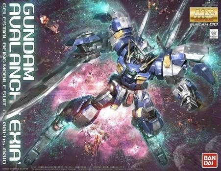 MG 1/100 Gundam Avalanche Exia Dash
