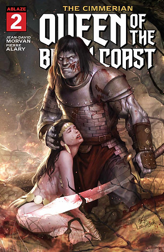 CIMMERIAN QUEEN OF BLACK COAST #2 CVR D INHYUK LEE (MR)