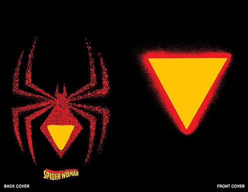 SPIDER-WOMAN #1 CHIP KIDD DIE CUT VAR