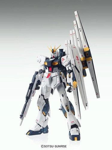 """Bandai Hobby Nu Gundam Version Ka """"Char's Counterattack"""" 1/100 - Master Grade"""