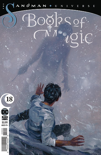 BOOKS OF MAGIC #18 (MR)