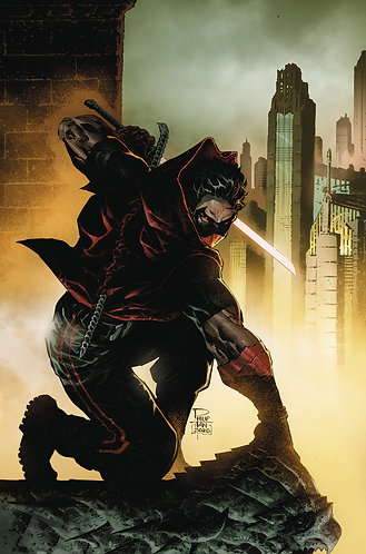 RED HOOD OUTLAW #45 PHILIP TAN VAR ED
