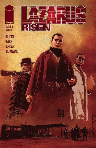 LAZARUS RISEN #4 (MR)