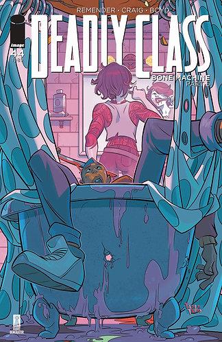 DEADLY CLASS #44 CVR B GALLOWAY (MR)