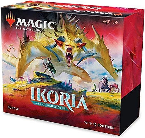 MTG Ikoria Lair of Behemoths Bundle