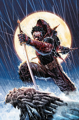 RED HOOD OUTLAW #44 PHILIP TAN VAR ED