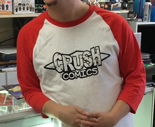 Crush Comics - The Tee Shirt