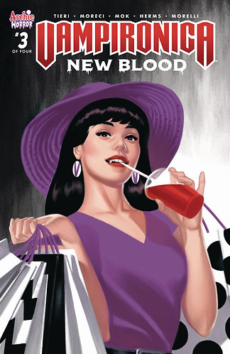 VAMPIRONICA NEW BLOOD #3 CVR C SMALLWOOD
