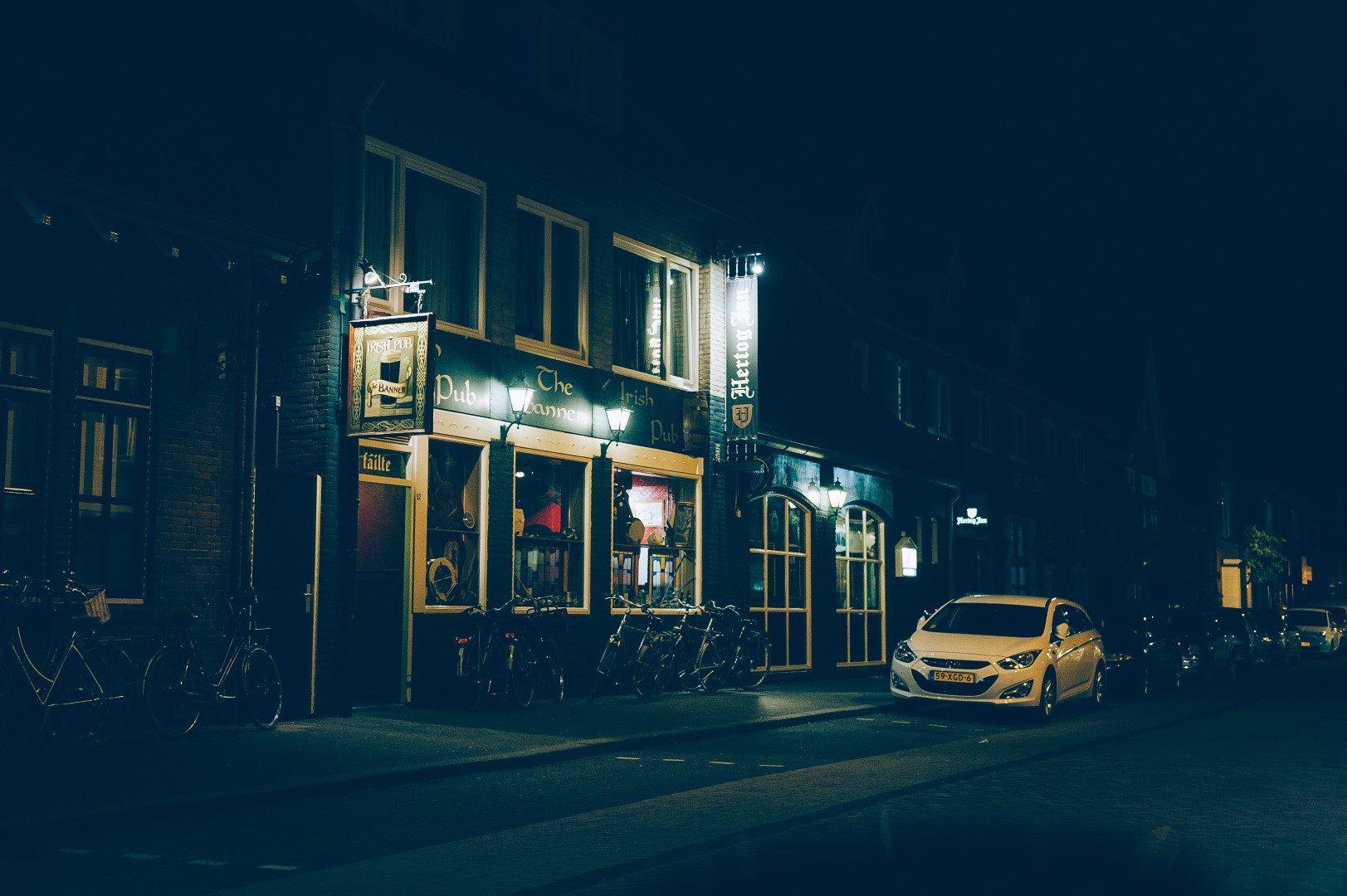 Irish pub the banner & Eetcafé