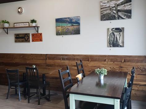 Cafe Seating