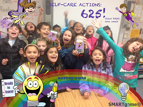 Themed SMARTgame® -Classroom kit