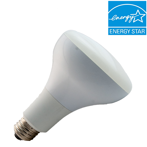 Energy Saving TEN PACK - Dimmable BR30 LED bulb,  Replaces 65 watt.  Energy Star