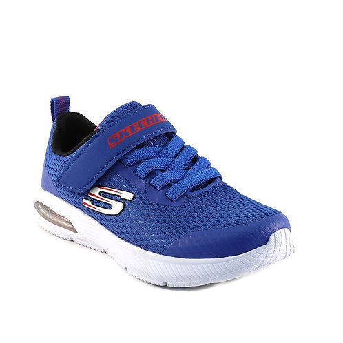 Skechers dyna air bleu