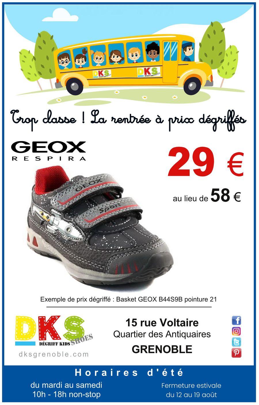 Degriff Kids Shoes Magasins de chaussures 15 rue