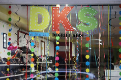 Vitrine Carnaval 2020 DKS Grenoble