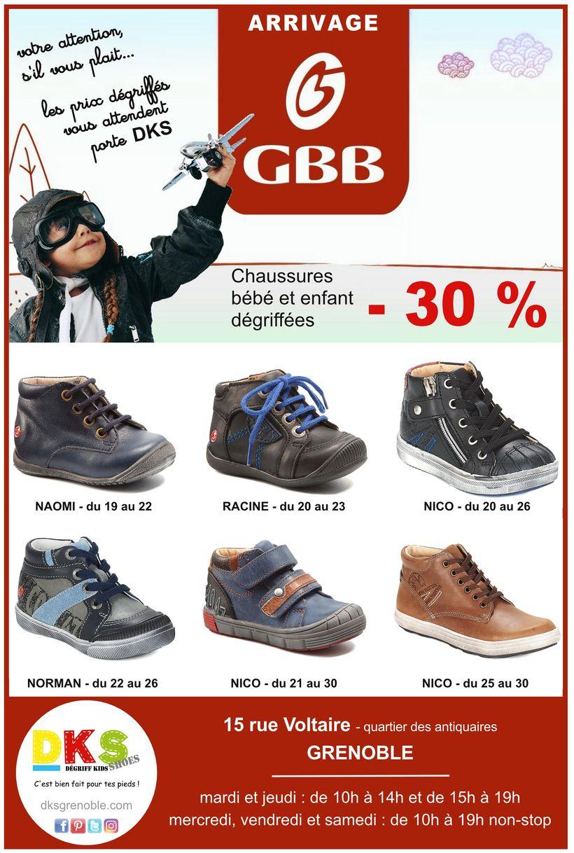c810433594806 Arrivage GBB automne hiver. GBB spécialiste de la  chaussure ...