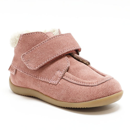 Kickers	Bamba fur rose