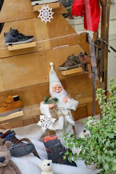 Vitrine de Noël 2019 DKS Grenoble
