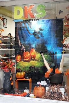 Vitrine Halloween DKS 2019