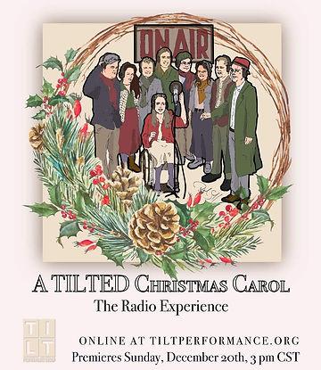 A TILTed Christmas Carol poster2.jpg