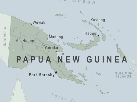 International mediation begins over Papua New Guinea mining