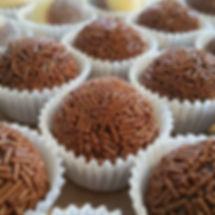 Brazilian Brigadeiro truffles