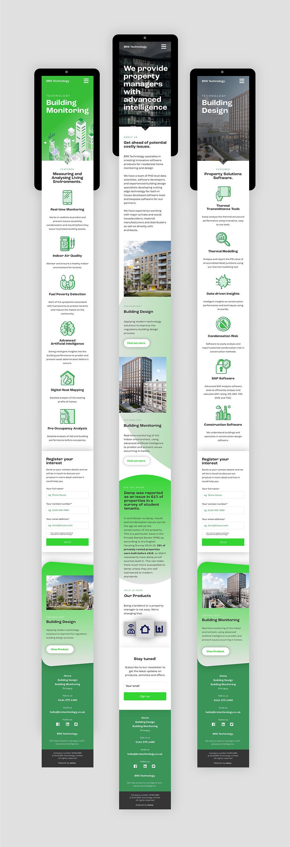 brs_technology-website_on_mobile_present