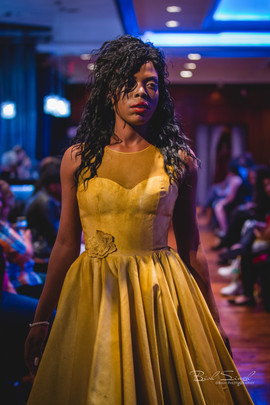 Model: Nyah Fi Yuh Photographer: Bish Singh