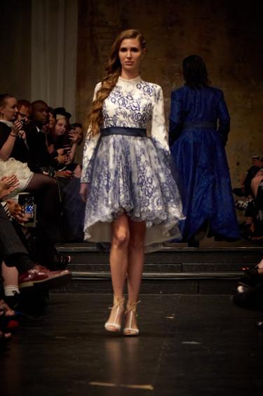 Photographer: Alex Butterfield  Model: Maria Kochetkova