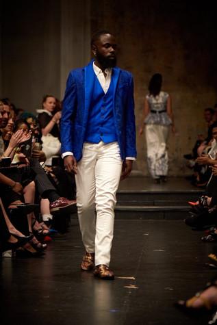 Photographer: Alex Butterfield  Model: Valentino Emwin