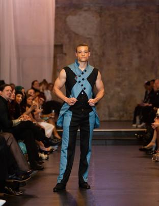 Model: Jack Ankerstjerne Photographer: Fancisco Escobar Mendez