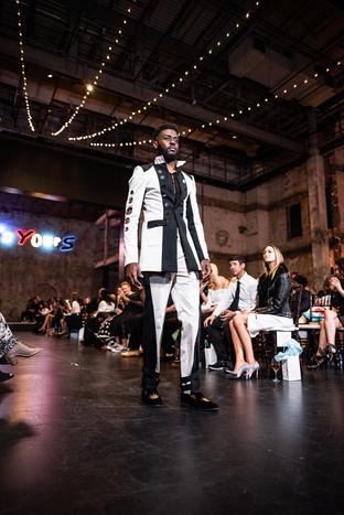 Model: Simeon Danny Photographer: Monte Newbill